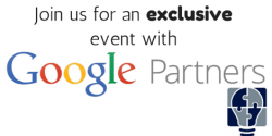 You are invited: Exclusive event with Google Partners