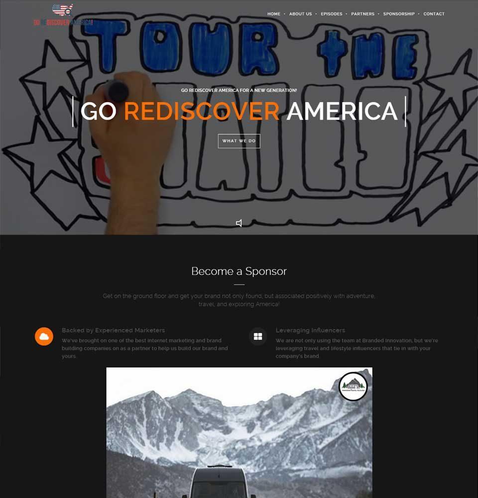 Go Rediscover America