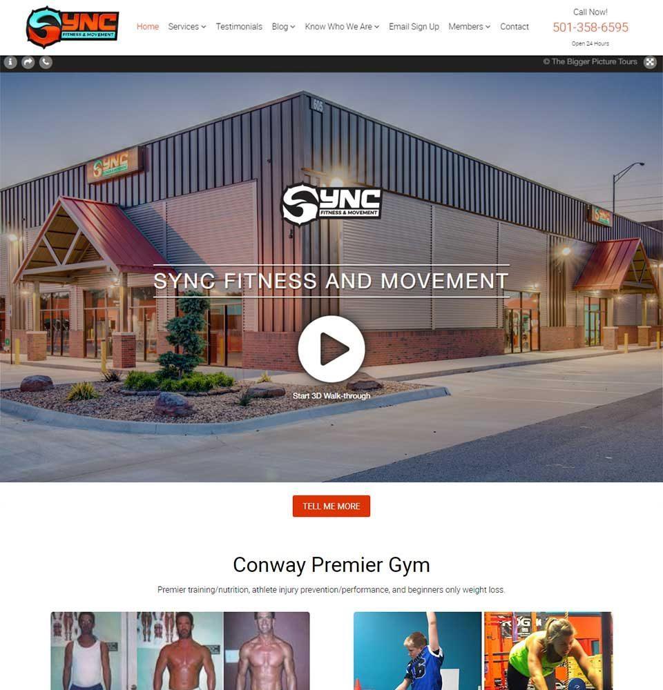 SYNC Fitness & Movement