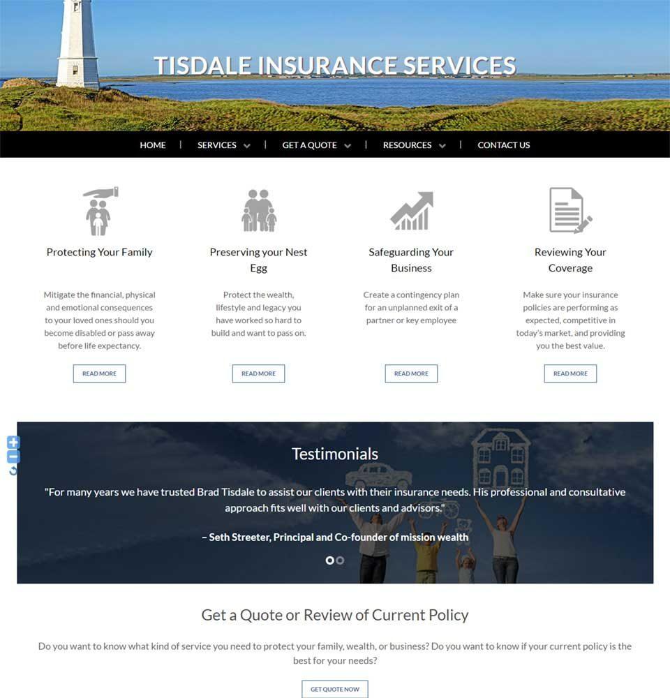 Tisdale Insurance Services