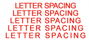 Letter-spacing-web-typography