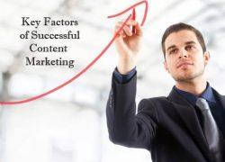 The Key Factors of Successful Content Marketing