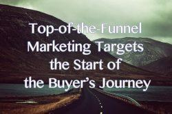 Tips For Top-of-the-Funnel Marketing